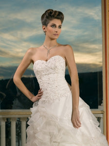 Divina Sposa Miss Kelly Wedding Gown MK101-18