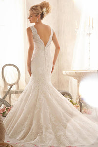 Morilee Bridal Wedding Gown 2605