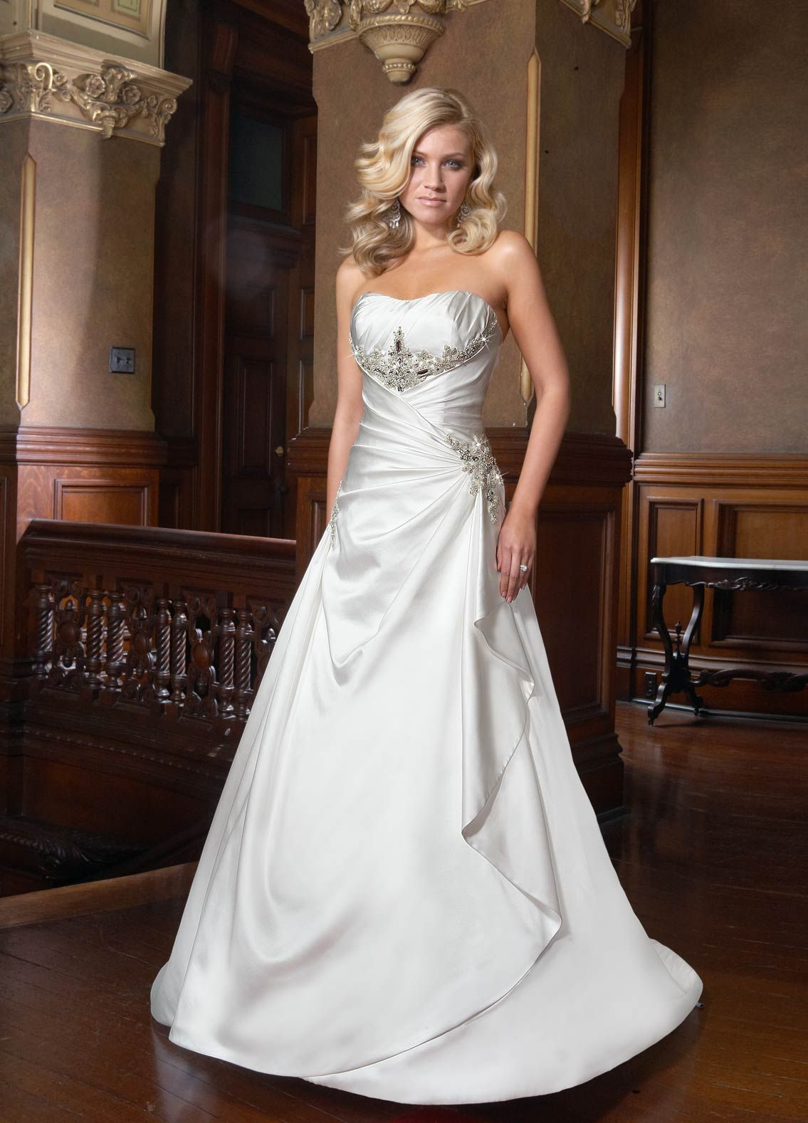 Impression Bridal Wedding Dress 3006