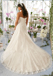 Morilee - Julietta Bridal Wedding Gown 3196