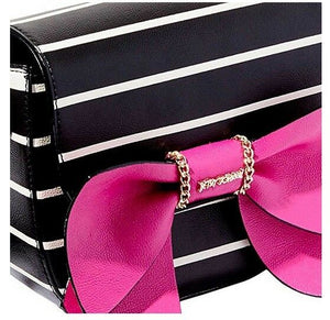 Betsey Johnson Oh Bow You Didn't Crossbody