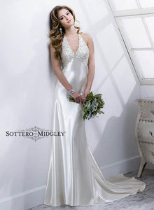 Sottero & Midgley Wedding Gown 4SD807 Azita
