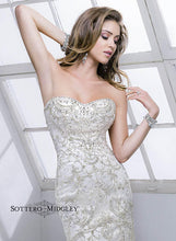 Load image into Gallery viewer, Sottero & Midgley Wedding Gown 4ss827cs Lola