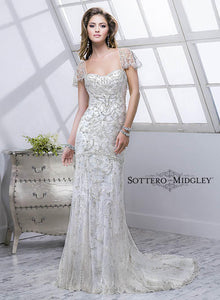 Sottero & Midgley Wedding Gown 4ss827cs Lola