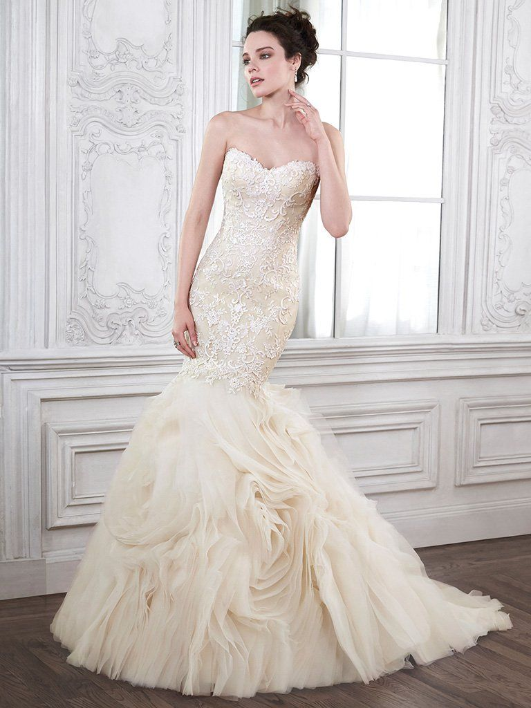 Maggie Sottero Wedding Gown 5MS162 Paulina