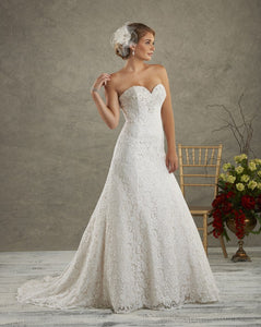 Bonny Bridal Wedding Gown 6502