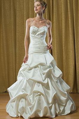 Alfred Sung Bridal Wedding Gown 6702