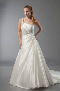 Alfred Sung Bridal Wedding Gown 6899