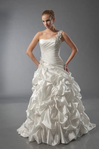 Alfred Sung Bridal Wedding Gown 6900
