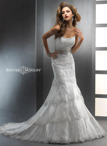 Sottero & Midgley Wedding Gown 83613BB Dallyn