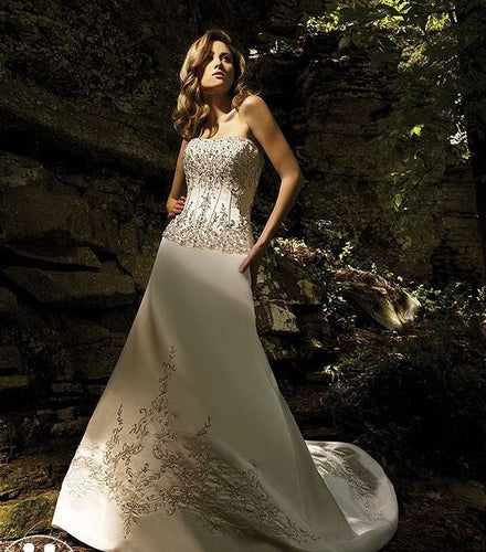 Allure Bridals Wedding Gown 8610