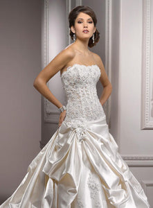 Maggie Sottero Wedding Gown A3624 Perla