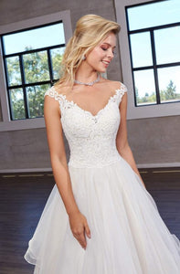 Jessica Morgan Wedding Gown J1832 Amoure
