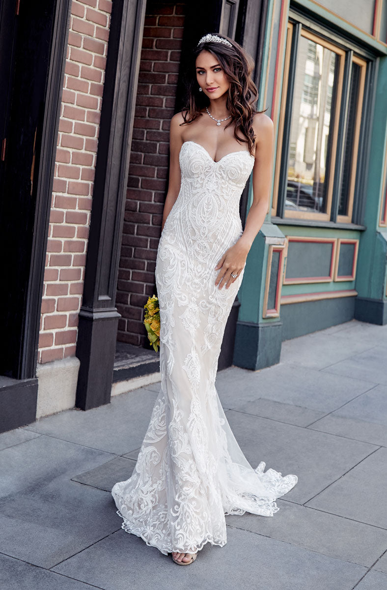 Kitty Chen Wedding Gown H1844 Camilla