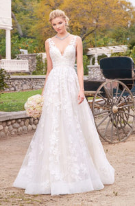 Kitty Chen Wedding Gown V1818 Carla