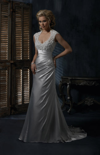 Maggie Sottero Wedding Gown J1321 Rosalyn