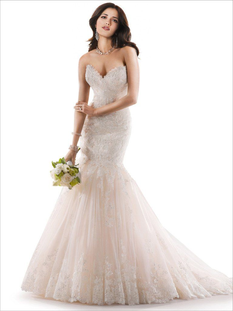 Maggie Sottero Wedding Gown 3MS763 Marianne