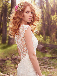Maggie Sottero Wedding Gown 7ms357 Zalia