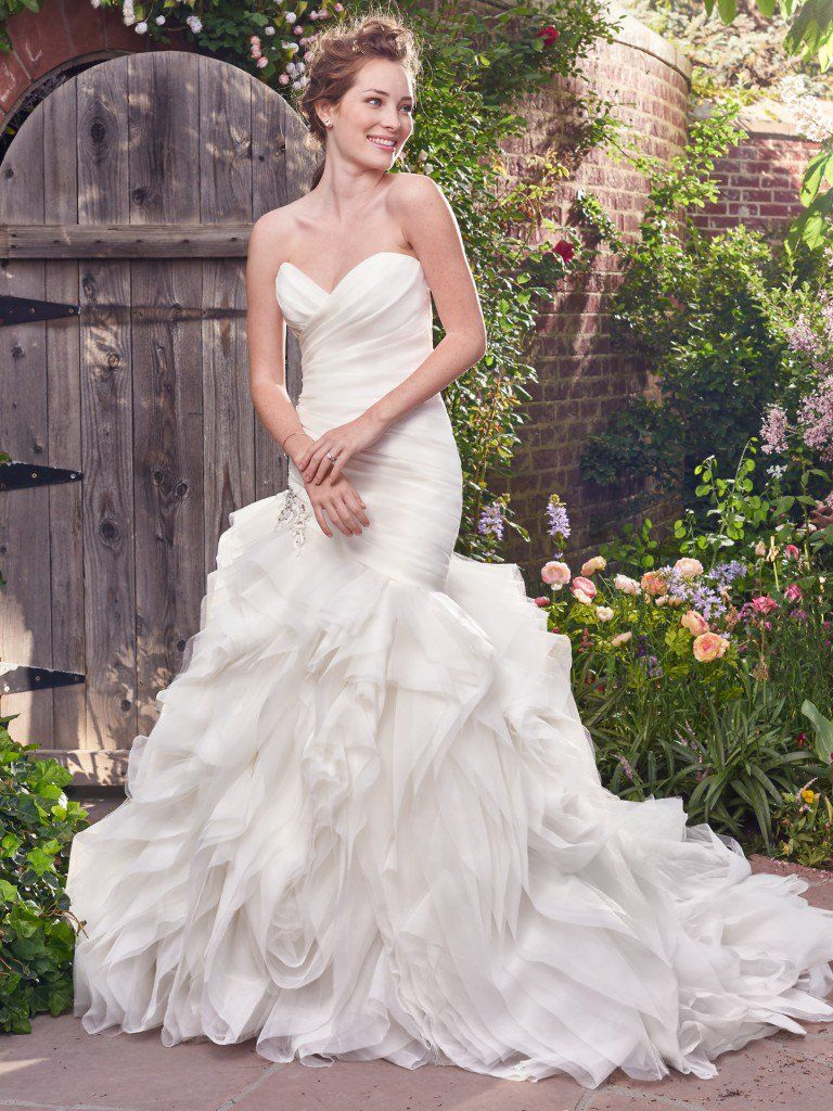 Rebecca Ingram Wedding Gown 7rg306 Isabelle