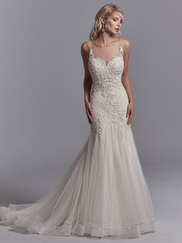 Sottero & Midgley Wedding Gown 8SC512 Khloe