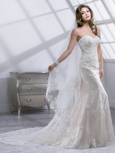 Sottero & Midgley Wedding Gown 4SS803V Paula