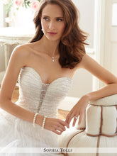 Load image into Gallery viewer, Sophia Tolli Wedding Gown Y11703 Colette