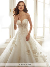 Load image into Gallery viewer, Sophia Tolli Wedding Gown Y11731 Rainer