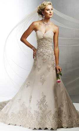 Maggie Sottero Wedding Gown A3112 Vogue