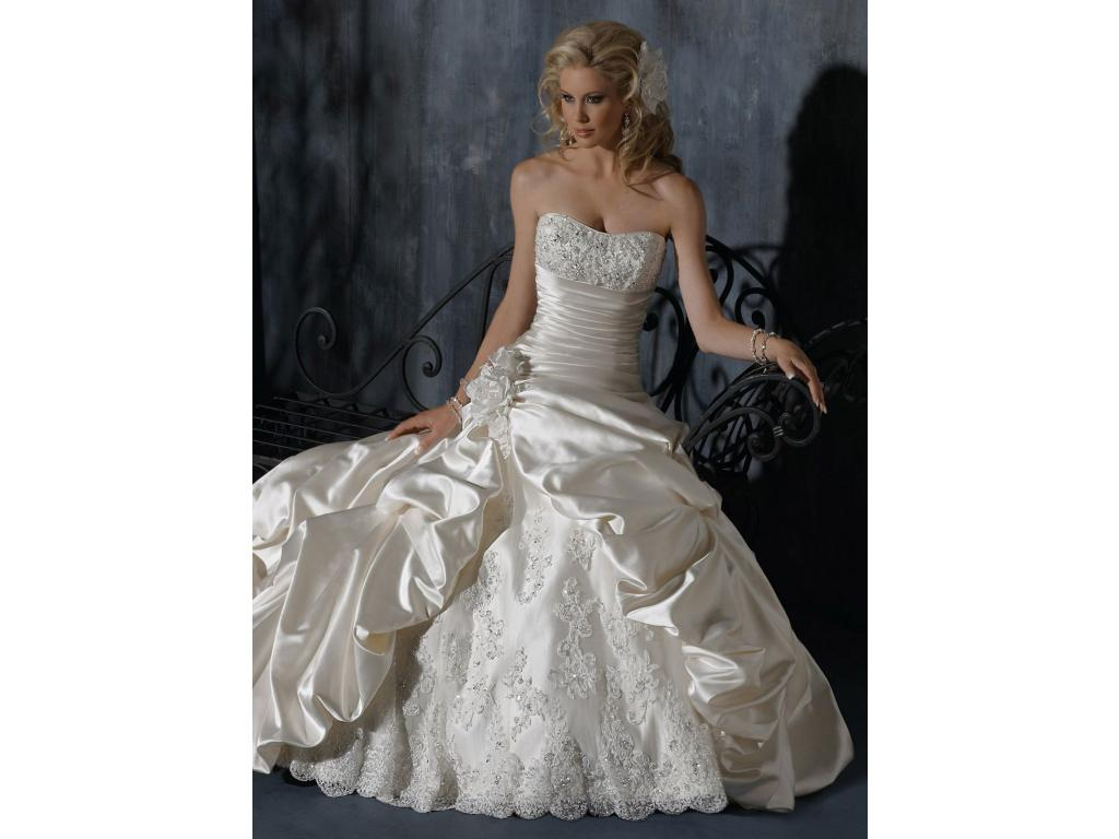 Maggie Sottero Wedding Gown A3365 Ambrosia