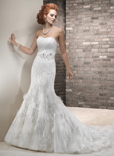 Maggie Sottero Wedding Gown A3648 Hope