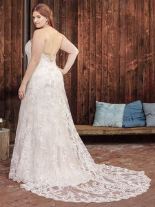Casablanca Bridal Beloved Wedding Gown BL261C Kai
