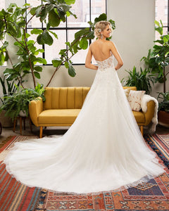 Casablanca Bridal Beloved Wedding Gown BL325 Miley
