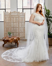Load image into Gallery viewer, Casablanca Bridal Beloved Wedding Gown Darcey BL329C