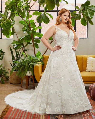 Casablanca Bridal Beloved Wedding Gown BL332C Elliot
