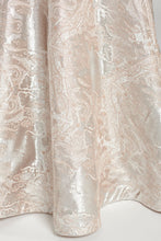Load image into Gallery viewer, Colette Metallic Jacquard A-Line Gown CL12075