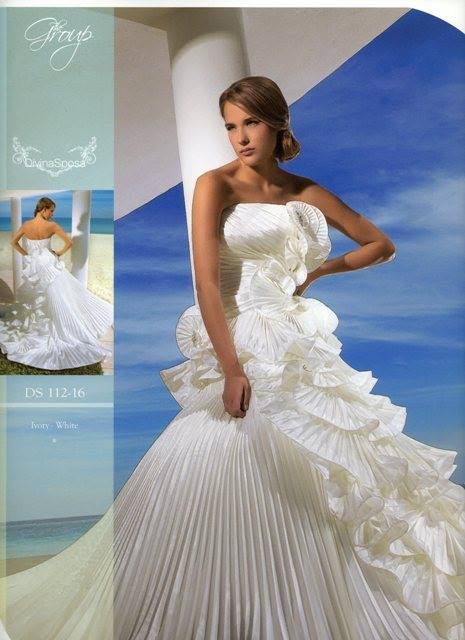 Divina Sposa Wedding Gown DS112-16