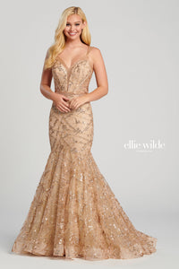 Ellie Wilde Mermaid Gown EW120030