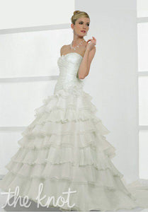 Moonlight Bridal Wedding Gown H1121