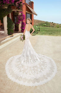 Kitty Chen Wedding Gown H1725 Danica
