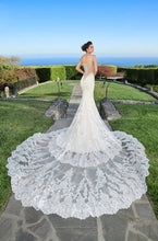 Load image into Gallery viewer, Kitty Chen Wedding Gown K1723 Riley
