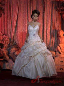 Divina Sposa Kelly Star Wedding Gown KS106-31