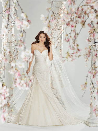 Sophia Tolli Wedding Gown Y11401