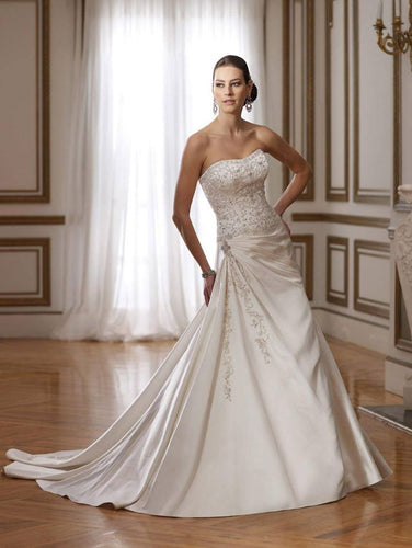 Sophia Tolli Wedding Gown Y21068
