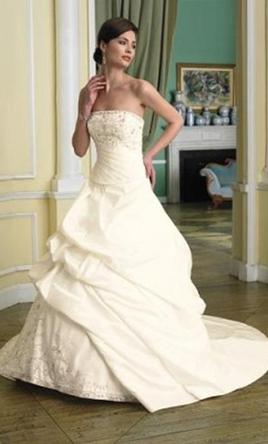 Sophia Tolli Wedding Gown Y2736
