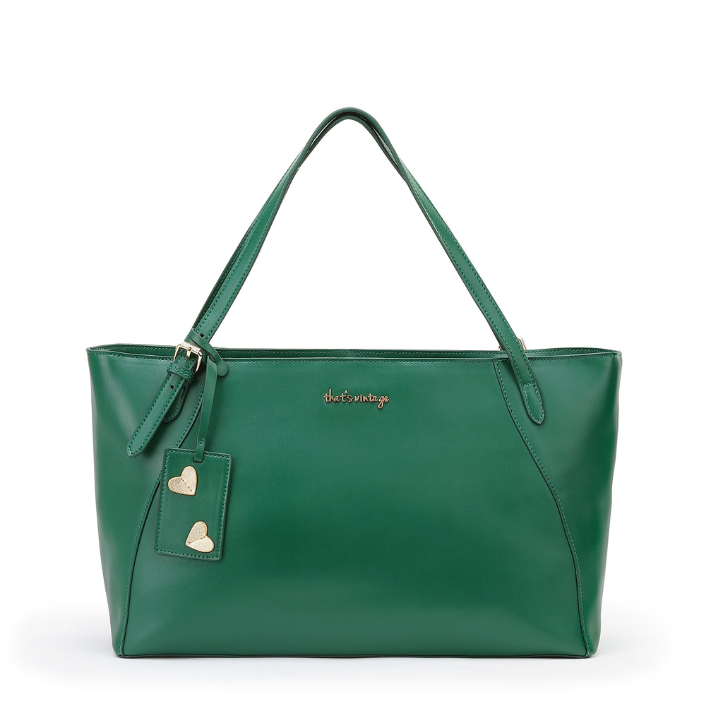 Antique Hues green bag