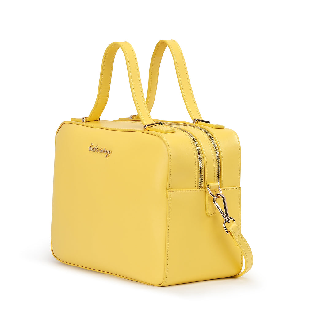 Summer Surprise yellow bag
