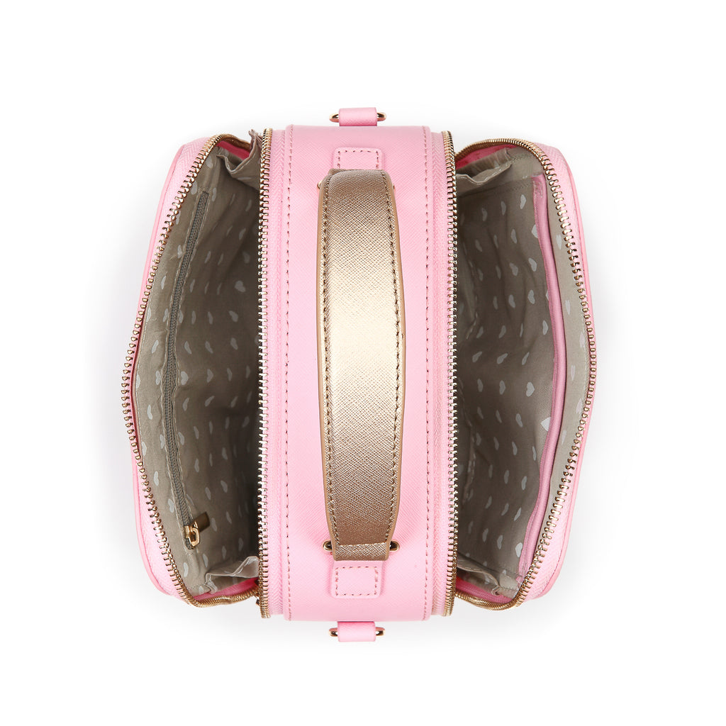 Signature Pink pink heart bag