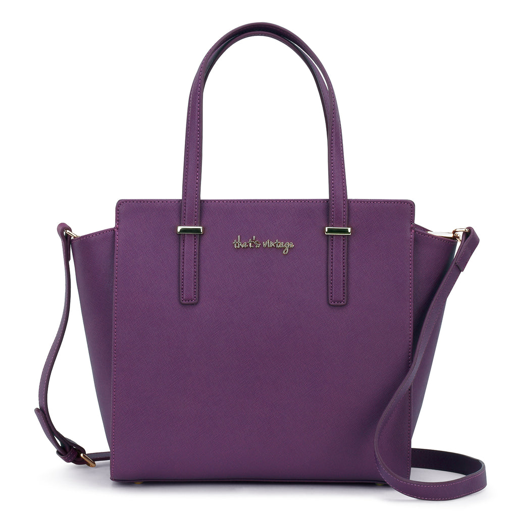 Royal Purple purple bag