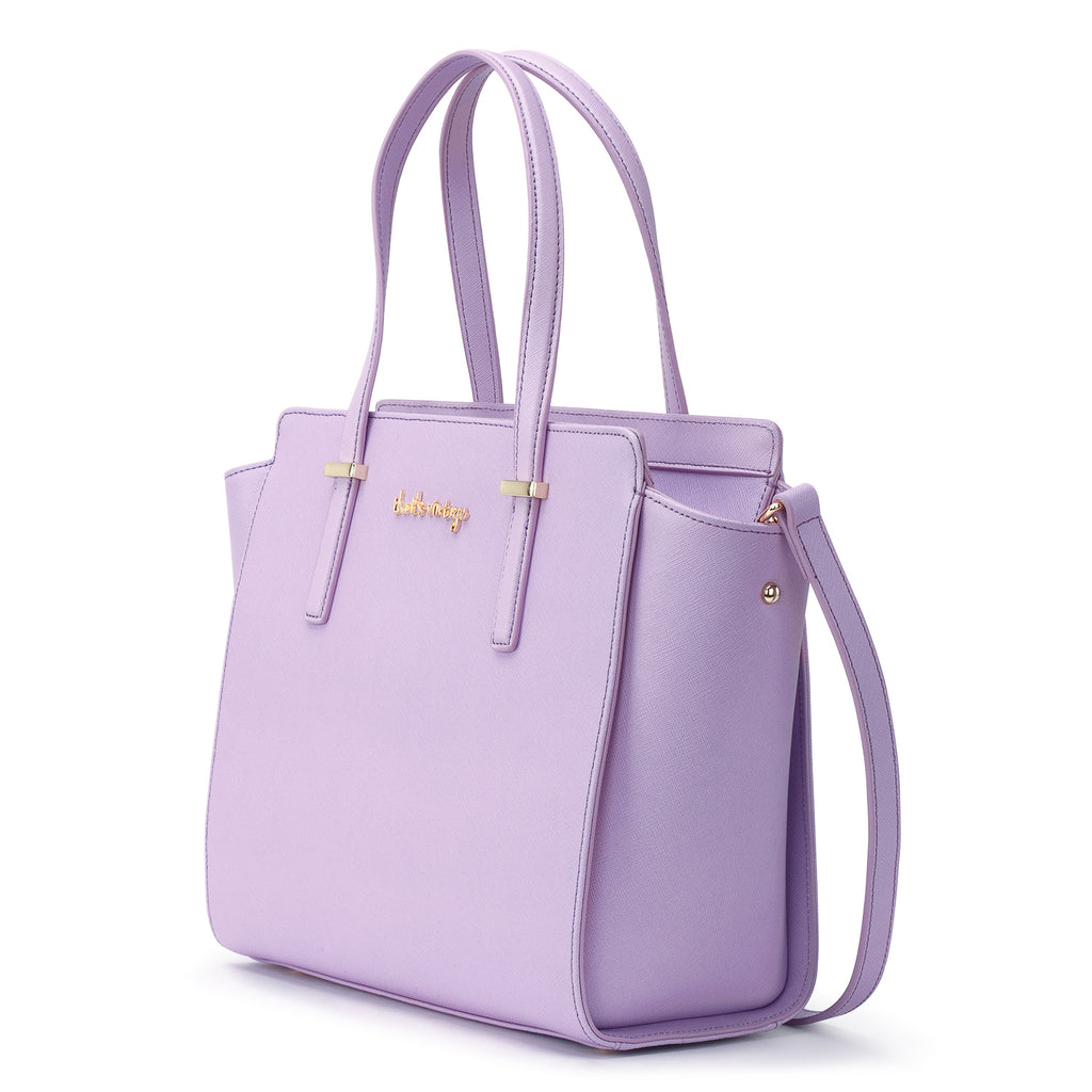 Purple Hues purple bag