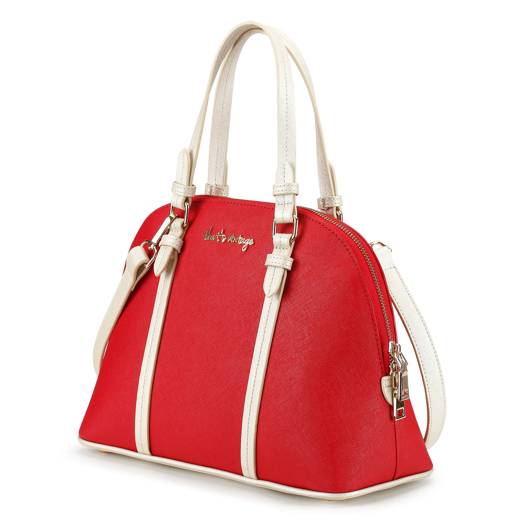 Strawberry Cheescake red bag